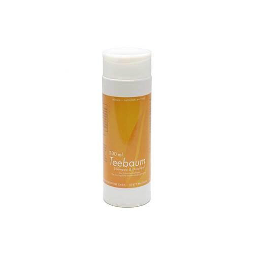 Teebaum Shampoo + Duschgel - 1