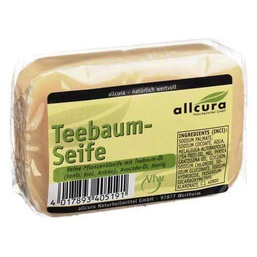 Teebaum Seife - 1