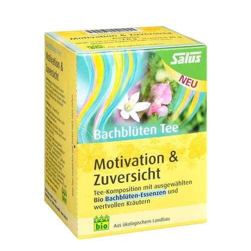 Bachblüten Tee Motivation & Zuversicht Bio Salus - 1