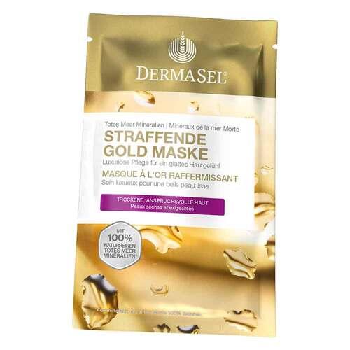 Dermasel Exklusiv Totes Meer Maske Goldrausch - 1