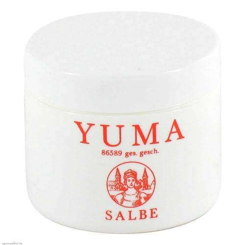 Yuma Salbe - 1