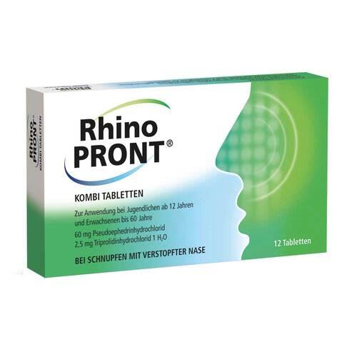 Rhinopront Kombi Tabletten - 1