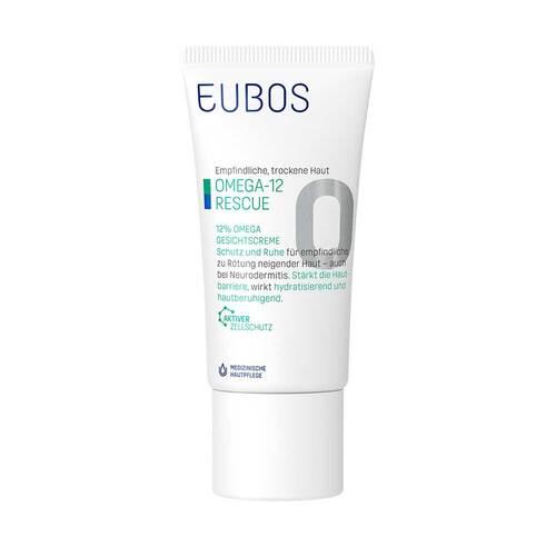 Eubos Omega-12 Rescue 12 % Omega Gesichtscreme - 2