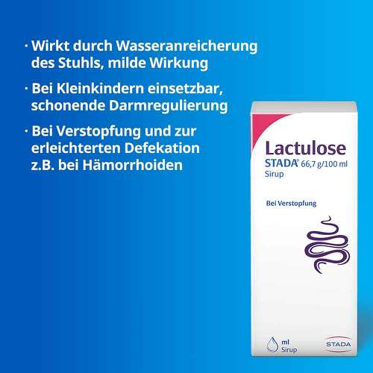 Lactulose STADA Sirup - 2