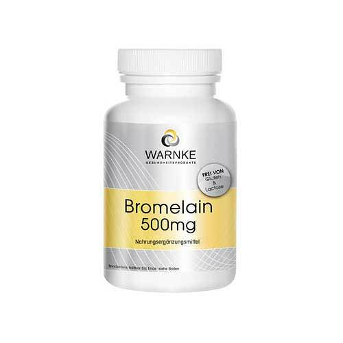 Bromelain 500 mg Tabletten - 1