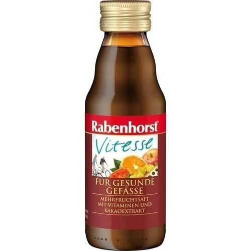 Rabenhorst Vitesse für gesunde Gefäße mini Saft - 1