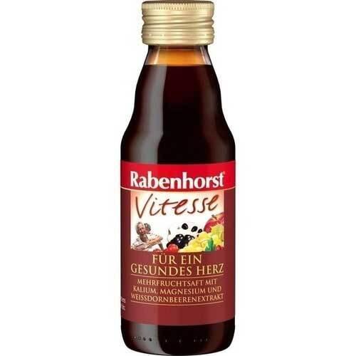 Rabenhorst Vitesse für e. gesundes Herz mini Saft - 1