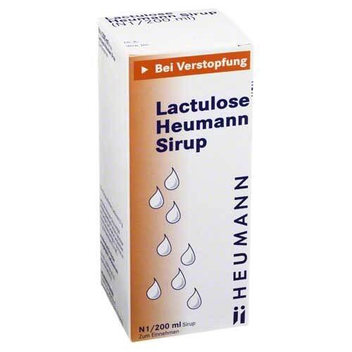 Lactulose Heumann Sirup - 1
