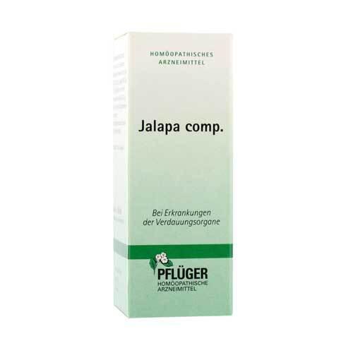 Jalapa comp. Tropfen - 1