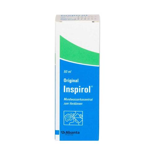 Inspirol Original Lösung - 1