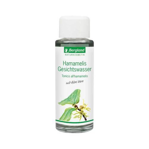 Hamamelis Gesichtswasser mit Aloe Vera - 1