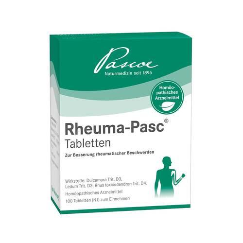 Rheuma Pasc Tabletten - 1