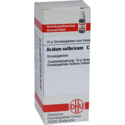 Acidum sulfuricum C 6 Globuli - 1