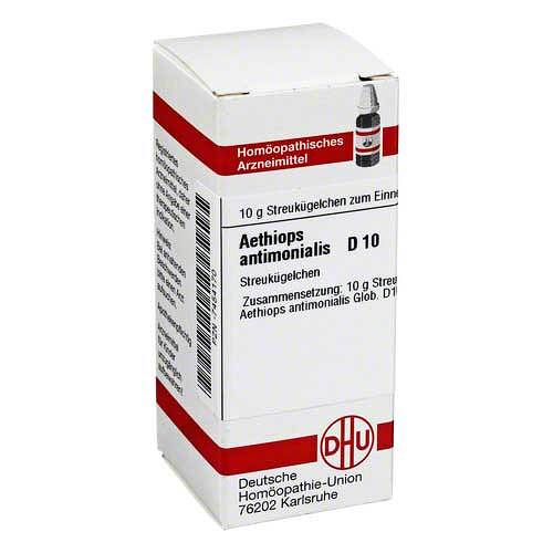 Aethiops antimonialis D 10 G - 1