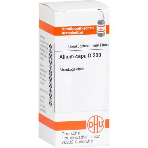 DHU Allium cepa D 200 Globuli - 1