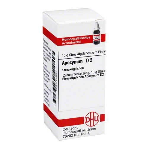 DHU Apocynum D 2 Globuli - 1