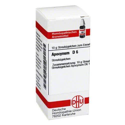 Apocynum D 6 Globuli - 1