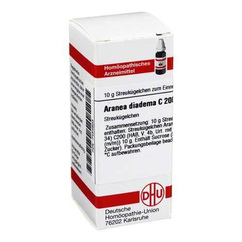 Aranea diadema C 200 Globuli - 1