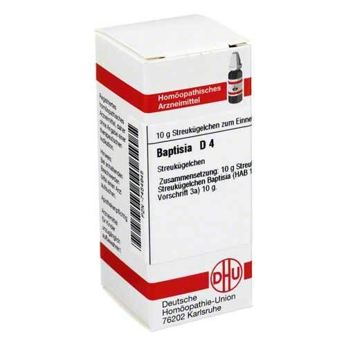 Baptisia D 4 Globuli - 1