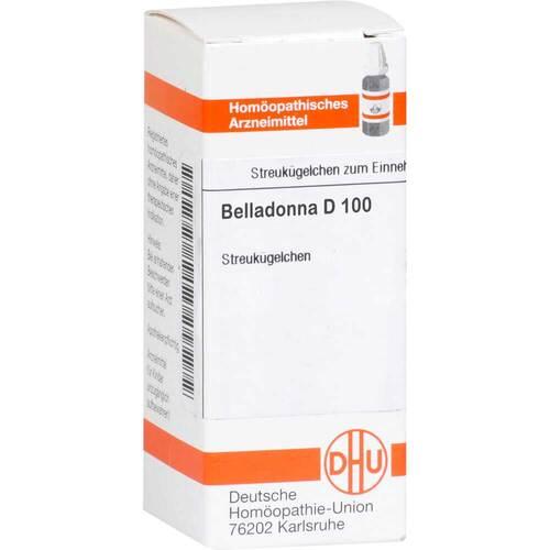 DHU Belladonna D 100 Globuli - 1