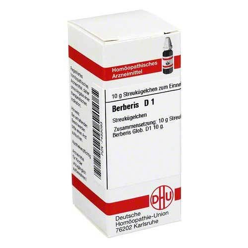 Berberis D 1 Globuli - 1