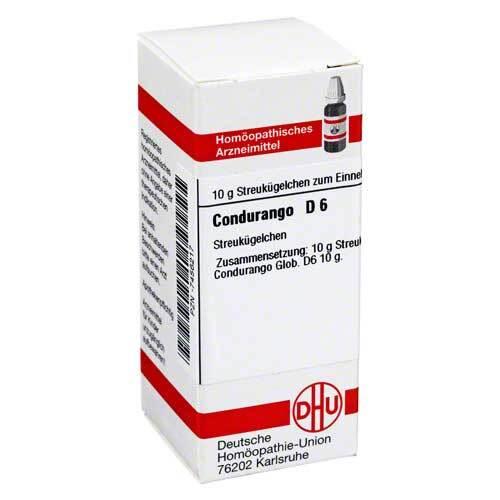 Condurango D 6 Globuli - 1