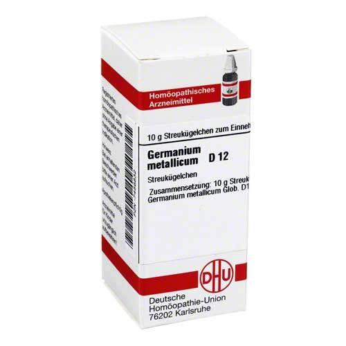 Germanium metallicum D 12 Globuli - 1