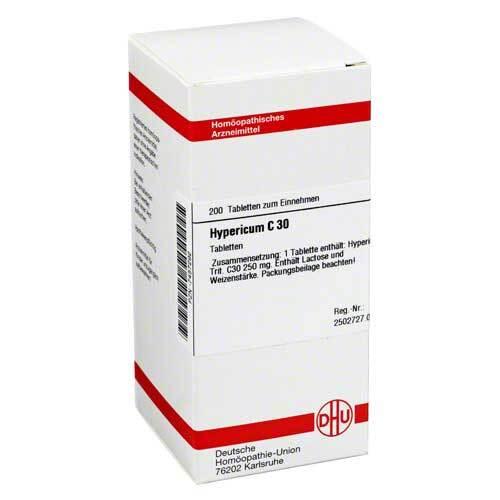 Hypericum C 30 Tabletten - 1