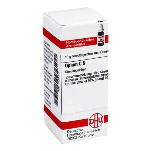 DHU Opium C 6 Globuli - 1