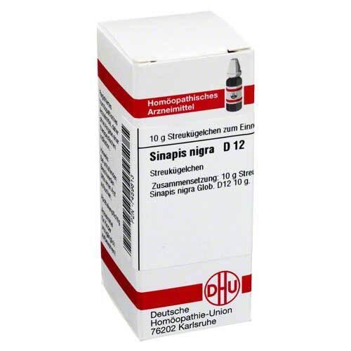 Sinapis nigra D 12 Globuli - 1
