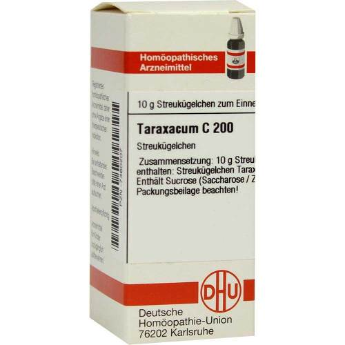 Taraxacum C 200 Globuli - 1