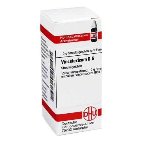 DHU Vincetoxicum D 6 Globuli - 1