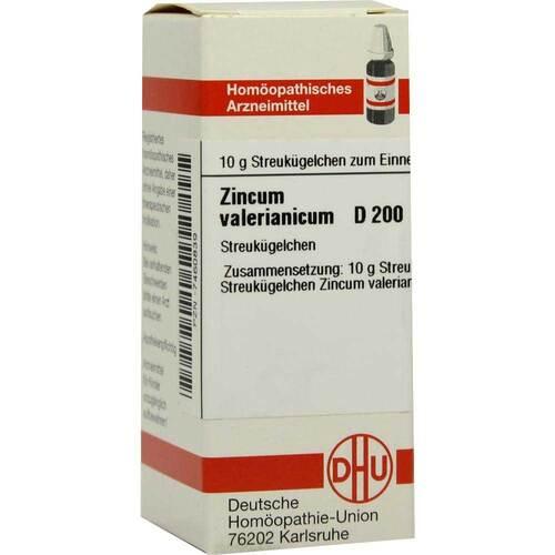Zincum valerianicum D 200 Gl - 1