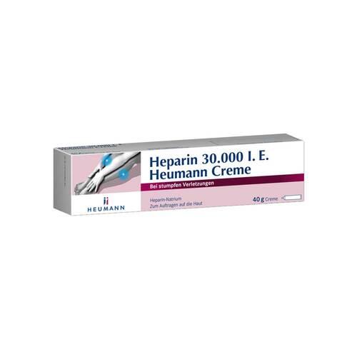 Heparin 30.000 Heumann Creme - 1