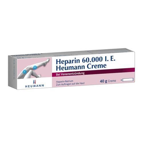 Heparin 60.000 Heumann Creme - 1