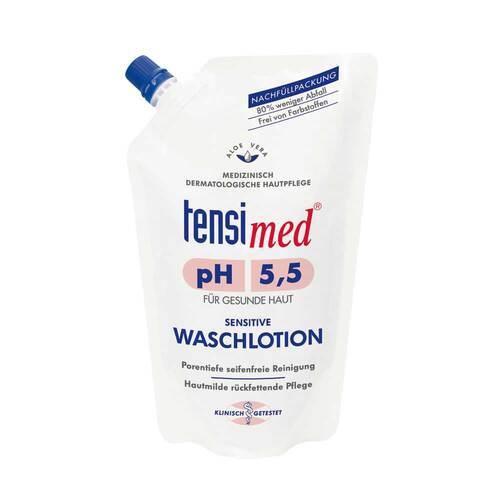 Tensimed Waschlotion sensitive Nachfüllbeutel - 1