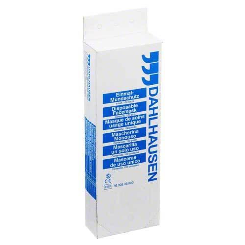 Mundschutz weiß - 1