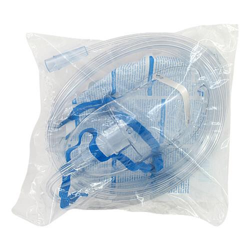 Sauerstoff Maske für Erwachsene mit Sch - 1