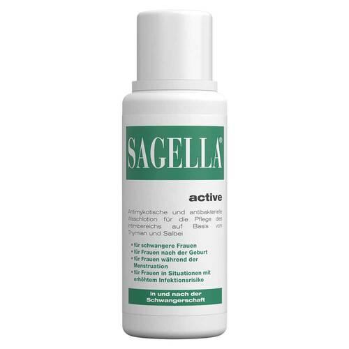 Sagella active Intimwaschlotion - 2