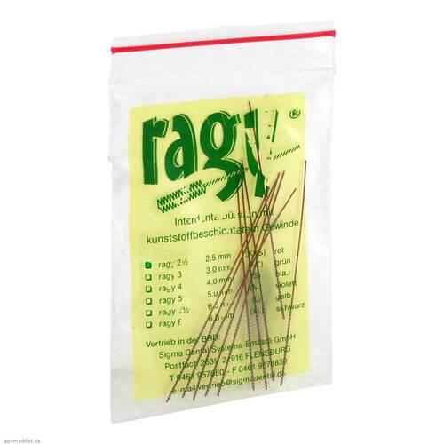 Ragy Interdentalbürsten 2 1 / 2 rot - 1