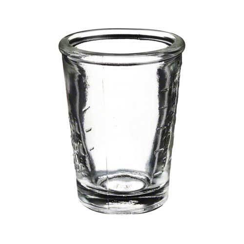 Einnehmeglas graduiert Glas - 1