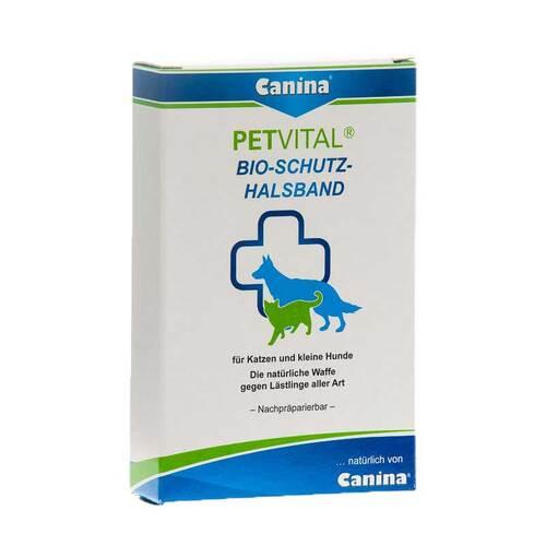 Petvital Bio Schutz Halsband klein 35 cm vet. (für Tiere) - 1