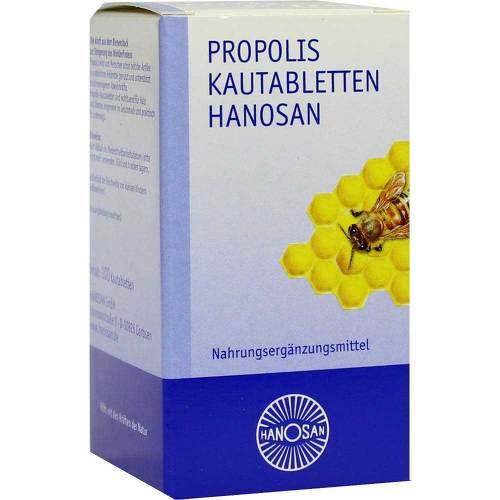 Propolis Kautabletten Hanosan Tabletten - 1