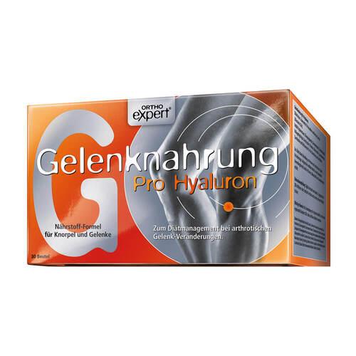 Gelenk Nahrung Pro Hyaluron Orthoexpert Pulver - 1