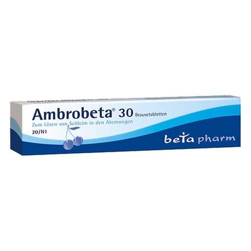 Ambrobeta 30 Brausetabletten - 1