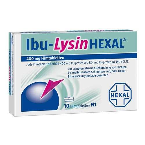 Ibu Lysin Hexal 400 mg Filmtabletten - 2