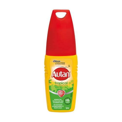 Autan Tropical Pumpspray - 1