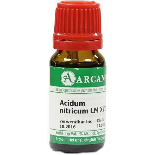 Acidum nitricum Arcana LM 18 Dilution - 1