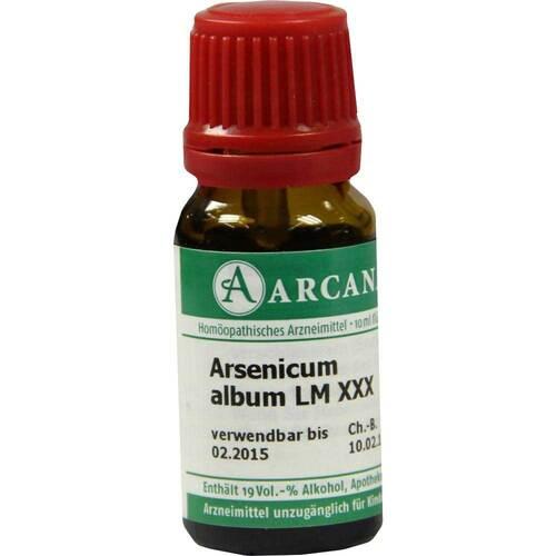 Arsenicum album Arcana LM 30 Dilution - 1