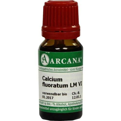 Calcium fluoratum Arcana LM 6 Dilution - 1